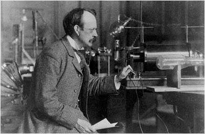 Thomson Descobre o Eletrão do Átomo - História e Cronologia